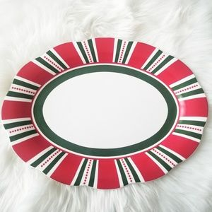 Pier 1 | Ironstone Holiday Serving Platter